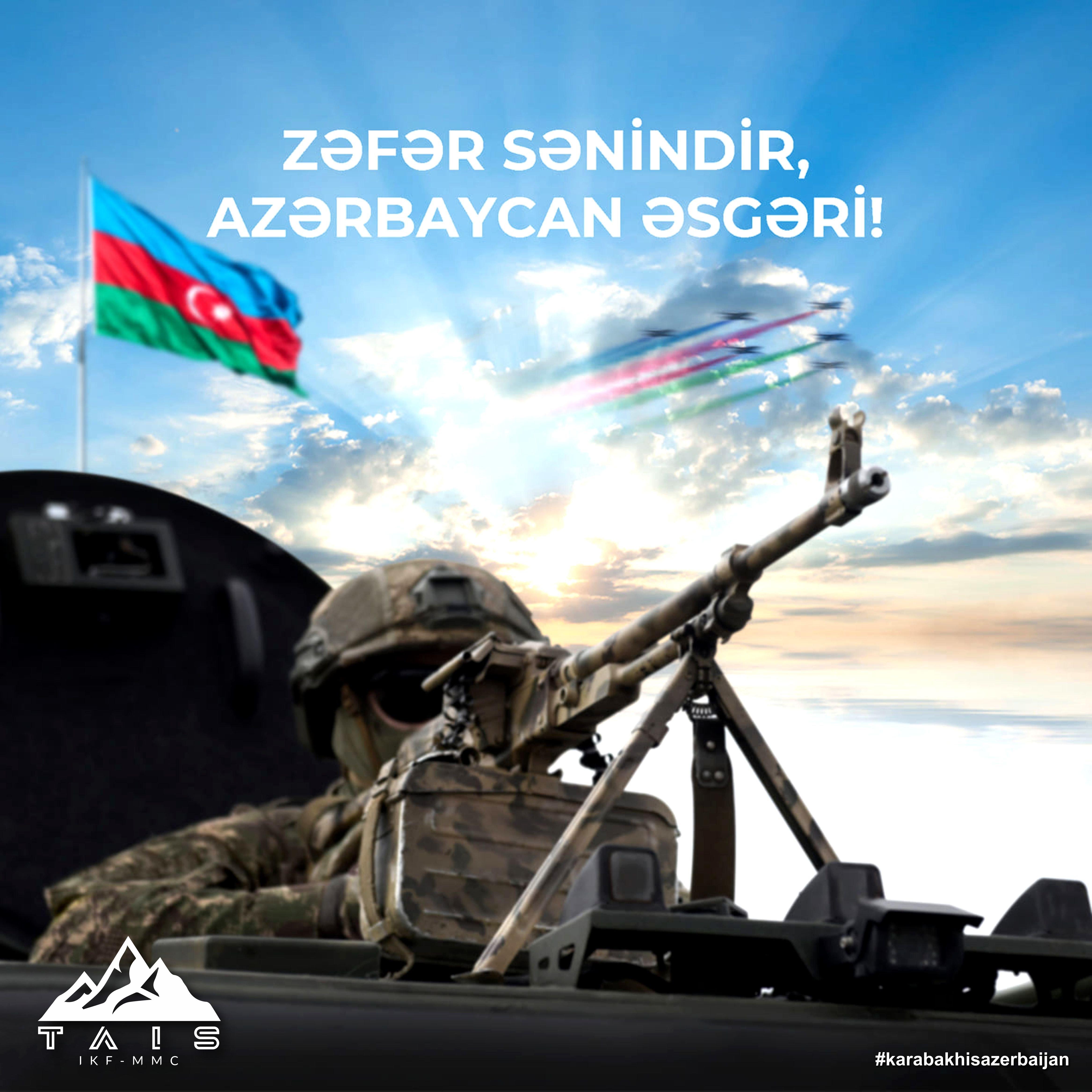 TAIS-İKF MMC tərəfindən Azərbaycan Müdafiə Nazirliyinə dəstək